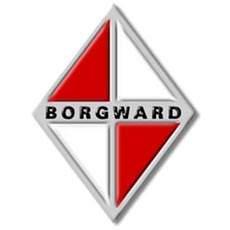 Эмблема Borgward