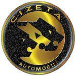 Эмблема Cizeta