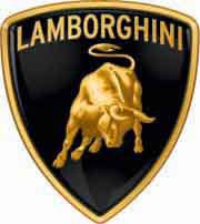 Эмблема Lamborghini