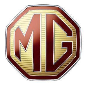 Эмблема MG