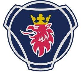Эмблема Scania