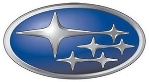 Эмблема Subaru