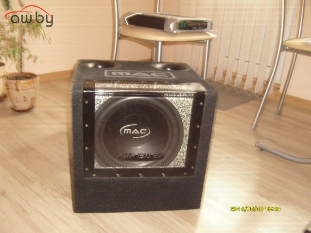 Сабвуфер MacAudio MP 130 BP