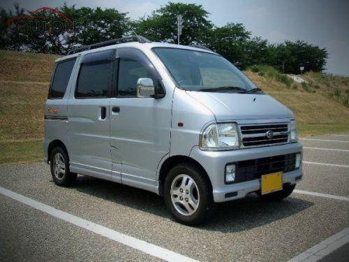 Daihatsu Atrai Wagon 660