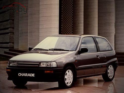 Daihatsu Charade III Stufenheck (G100) 1.0 TX
