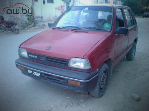 Suzuki Alto  550 Wit S