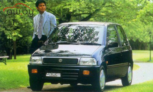 Suzuki Cervo Mode  660 SR turbo