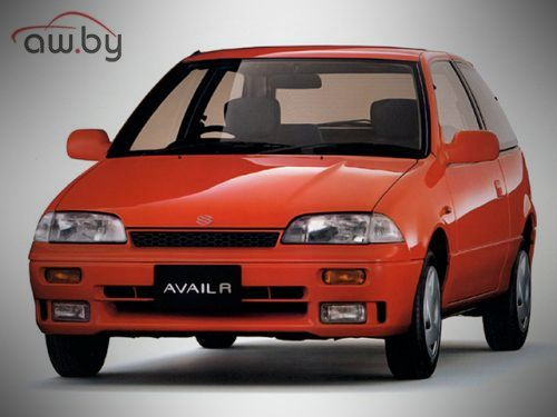 Suzuki Cultus  1.3 Avail R