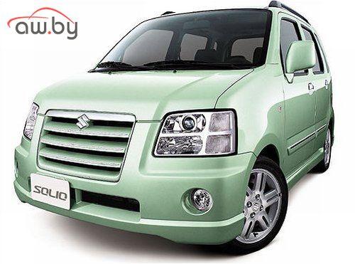 Suzuki Solio  1.3 WELL