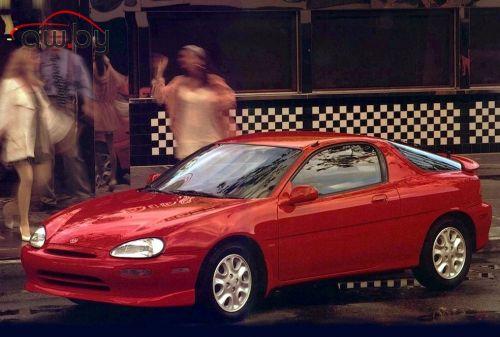Mazda Autozam AZ-3  1.5 Si
