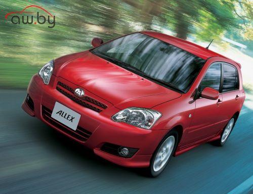 Toyota Allex  1.5 XS150