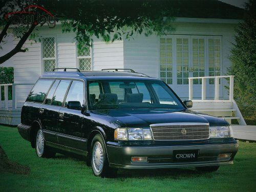 Toyota Crown Wagon  2.4DT wagon royal extra