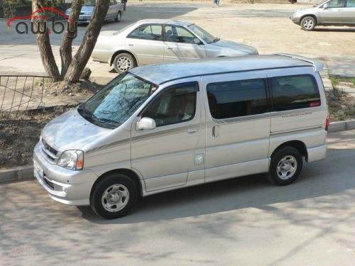 Toyota Touring Hiace  3.0DT