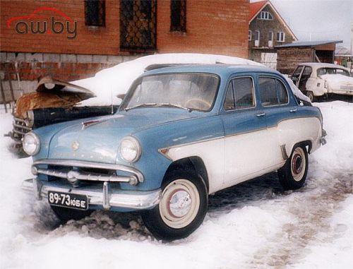 АЗЛК (Москвич) 402  1.2