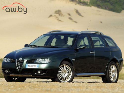 Alfa Romeo 156 Crosswagon 1.9 16V JTD M-Jet