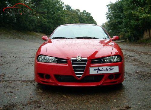 Alfa Romeo 156 GTA 3.2 i V6 24V
