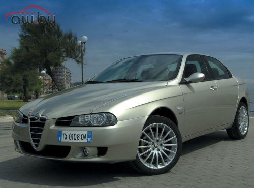 Alfa Romeo 156 II 2.5 i V6 24V