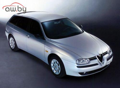 Alfa Romeo 156 Sport Wagon 2.5 i V6 24V