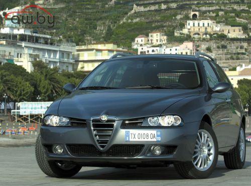 Alfa Romeo 156 Sport Wagon II 1.9 I4 8V JTD