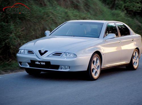 Alfa Romeo 166 936 2.0 i V6