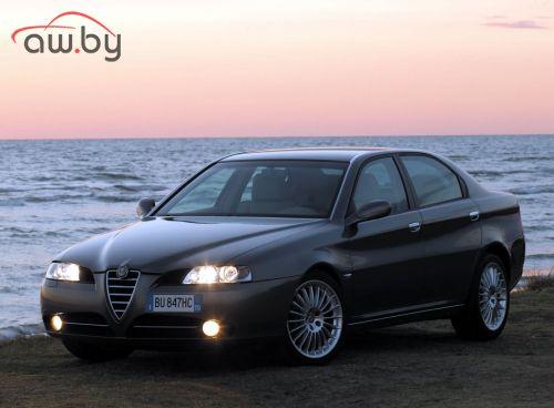 Alfa Romeo 166 936 2.5 i V6 24V