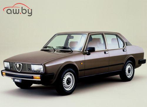 Alfa Romeo Alfetta 116 1.8