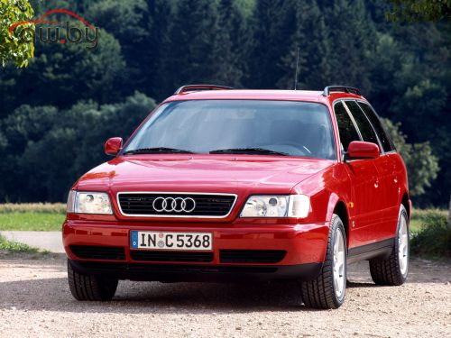 Audi A6 C4 Avant 2.0