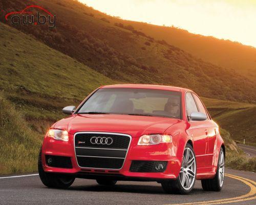 Audi RS4 Sedan 4.2 i V8 32V