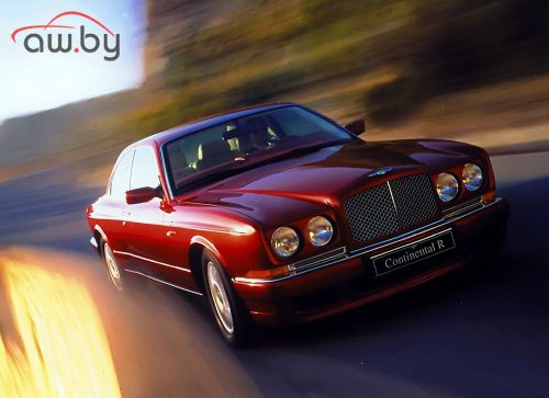 Bentley Continental R 6.7 i V8 Mulliner