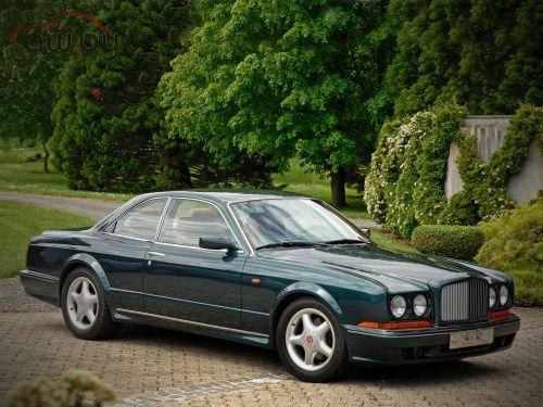 Bentley Continental T 6.8 i V8