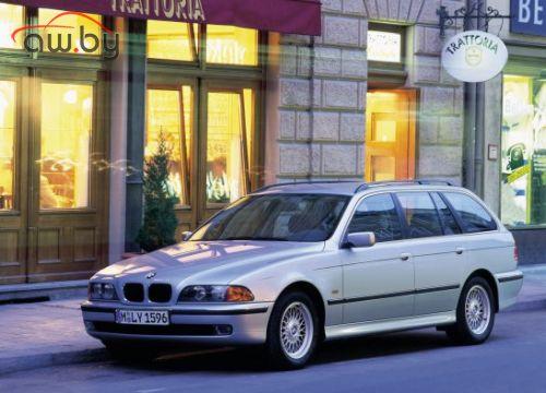 bmw 5-series 525 универсал