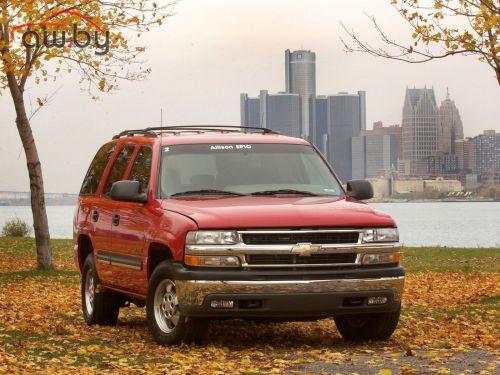 Chevrolet Tahoe GMT840 5.3 i V8
