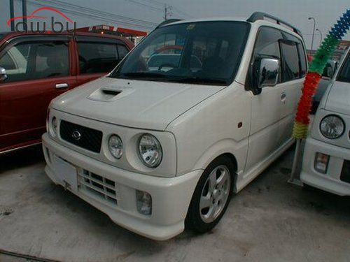 Daihatsu Move L6 0.8 i 12V
