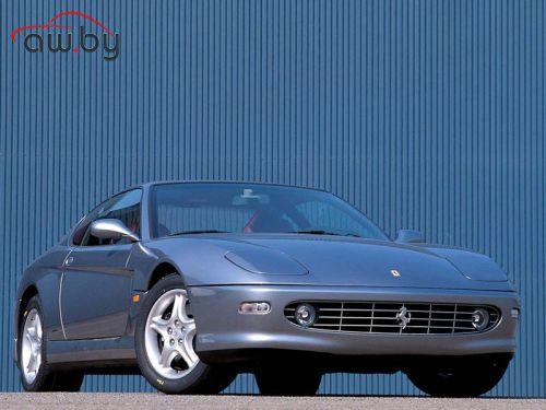 Ferrari 456 GTM 5.5 i V12 48V GTA