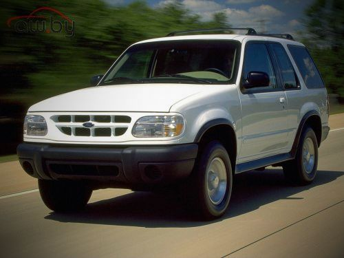 Ford Explorer Sport 4.0 AWD