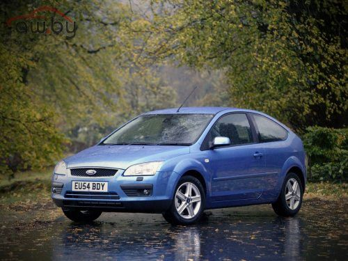 Ford Focus II Stufenheck 1.6 Ti-VCT