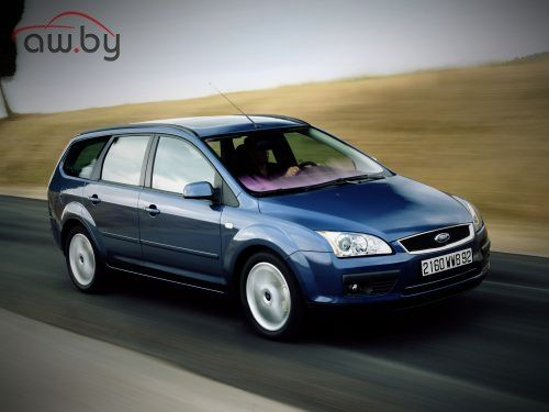 Ford Focus II Turnier 1.6 Duratec Ti-VCR 16V