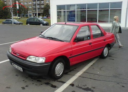 Ford Orion II AFF 1.4