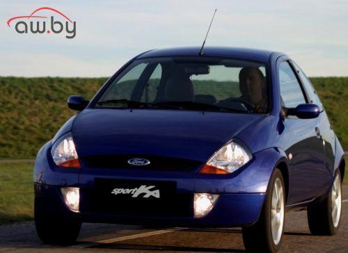 Ford Sport KA  1.6 i Duratec