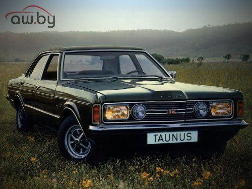 Ford Taunus GBCK 2300 GT V6
