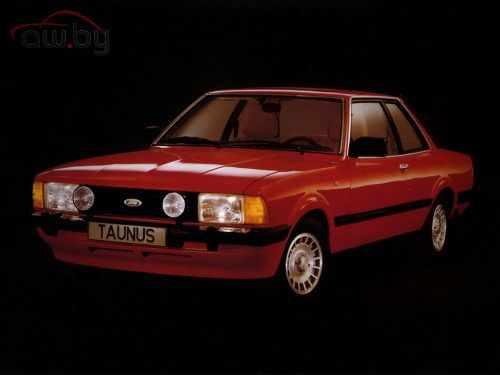 Ford Taunus GBNS 2dr 1.6