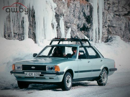 Ford Taunus GBNS 1.3