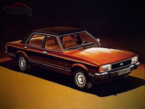 Ford Taunus GBTS 1.3