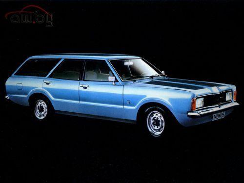 Ford Taunus Turnier GGNL 1600