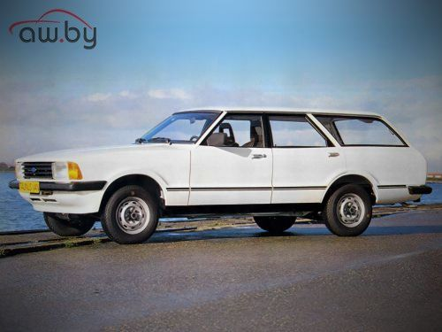 Ford Taunus Turnier GBNS 2.0