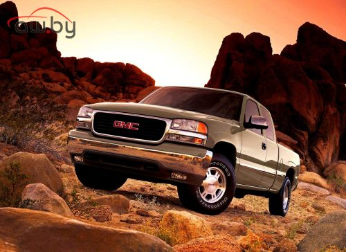 GMC Sierra GM840 8.1 i V8 C2500 Regular Cab LWB 2WD