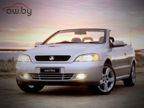 Holden Astra Cabrio 2.0 i 16V Turbo