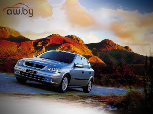 Holden Astra Hatchback 2.0 i 16V Turbo