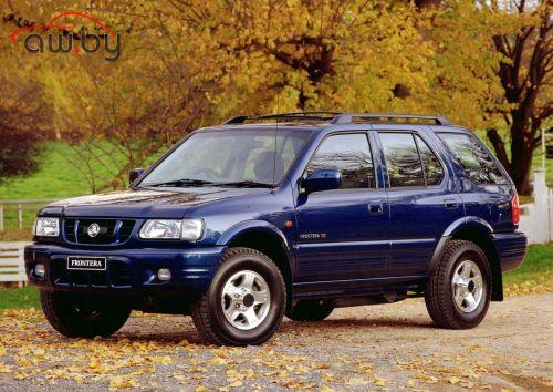 Holden Frontera 4-type 3.2 i V6 24V 4WD