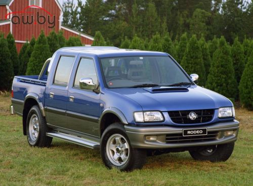 Holden Rodeo  2.5